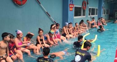 Học Bơi Tại KĐT Văn Quán Hà Đông Bể Bơi Trong Nhà 4 Mùa Victory