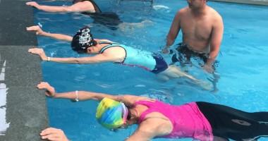 Một số kinh nghiệm mà người học bơi cần biết